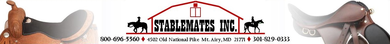 Stablemates Inc. Logo