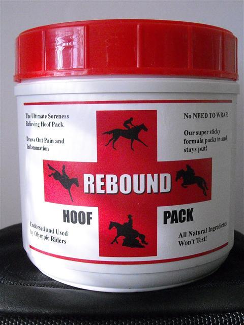 Rebound Hoof Pack 3 5 Lbs Jar